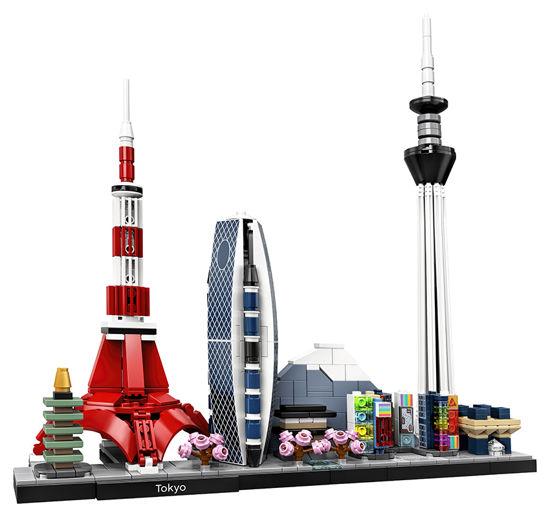 Obrázek z LEGO Architekt 21051 Tokio