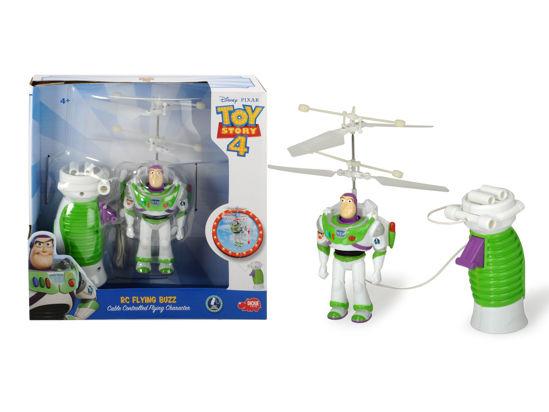 Obrázek z Toy Story Létající Buzz, na kabel