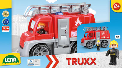 Obrázek TRUXX auto hasiči