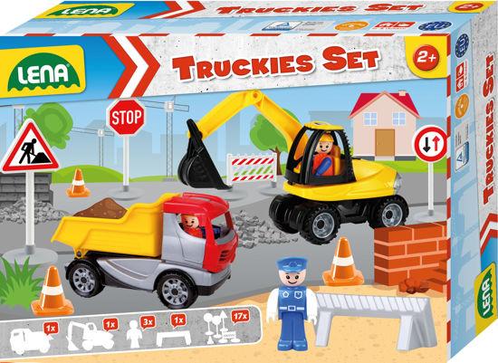 Obrázek z Truckies Set stavba
