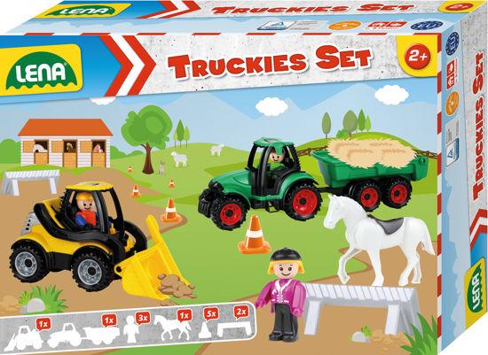 Obrázek z Truckies Set farma