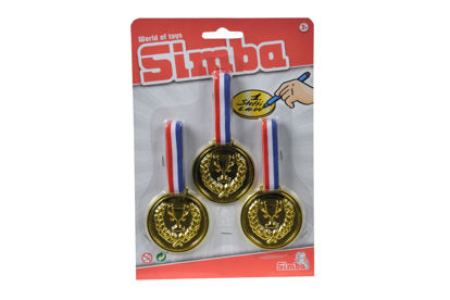 Obrázek Tři dětské medaile