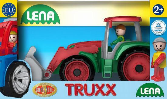 Obrázek z Truxx traktor se lžicí