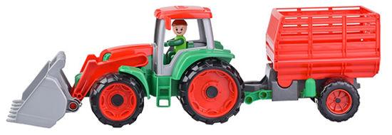 Obrázek z Truxx Traktor s přívěsem na seno