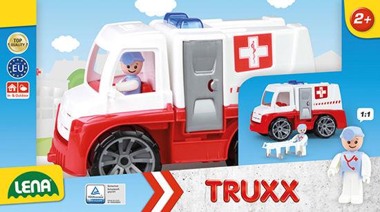 Obrázek z TRUXX auto sanitka