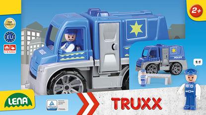 Obrázek TRUXX auto policie