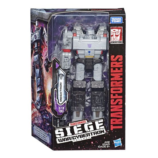 Obrázek z Transformers Generations: WFC Voyager