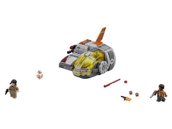 Obrázek z LEGO Star Wars 75176 Transportér Odporu