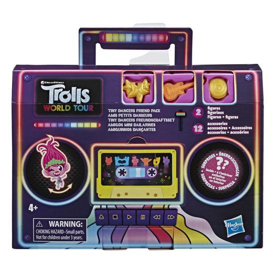 Obrázek z Trolls Tiny Dancers figurka duopack