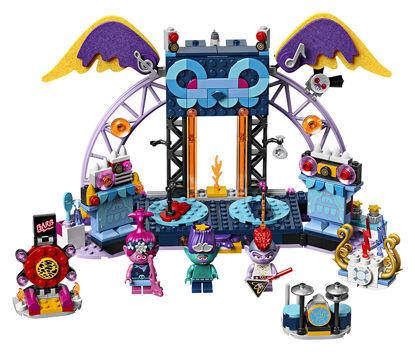 Obrázek LEGO Trolls 41254 Trollové a rockový koncert