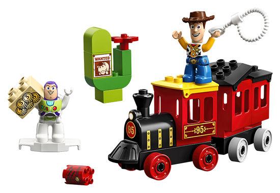 Obrázek z LEGO Duplo 10894 Vlak z Příběhu hraček
