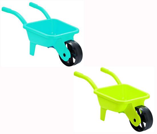 Obrázek z Zahradní dětské  kolečko plastové