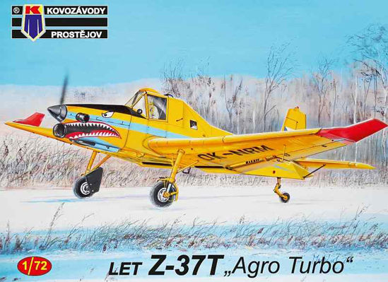"Obrázek z Stavebnice Z-37T ""Agro Turbo"""
