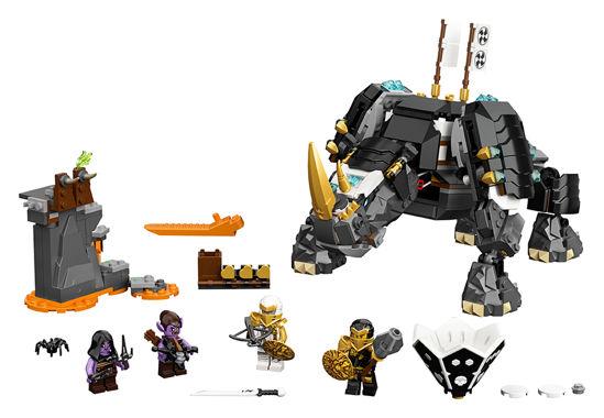 Obrázek z LEGO Ninjago 71719 Zaneův nindžorožec