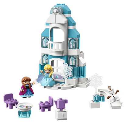 Obrázek LEGO Duplo 10899 Zámek z Ledového království