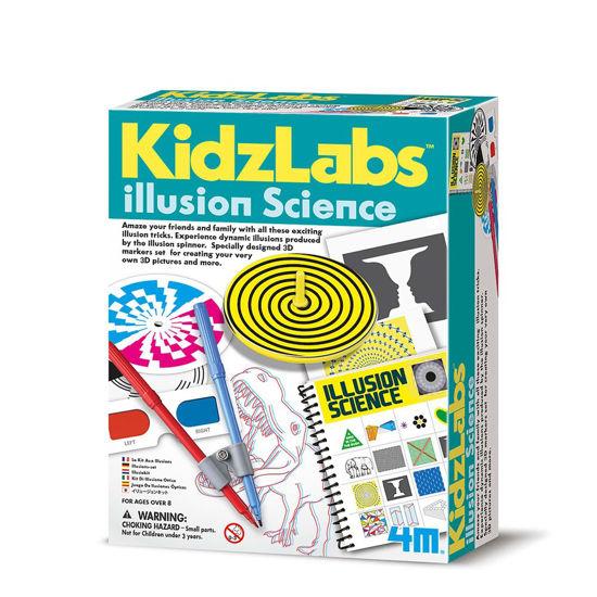 Obrázek z KidzLabs -Základy iluzionistiky
