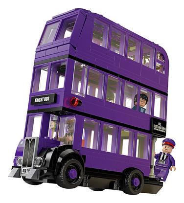Obrázek LEGO Harry Potter 75957 Záchranný kouzelnický autobus