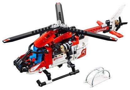 Obrázek LEGO Technic 42092 Záchranářský vrtulník