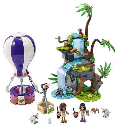 Obrázek LEGO Friends 41423 Záchrana tygra v džungli