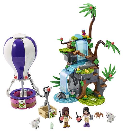 Obrázek z LEGO Friends 41423 Záchrana tygra v džungli