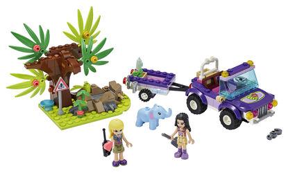 Obrázek LEGO Friends 41421 Záchrana slůněte v džungli
