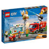 Obrázek z LEGO City 60214 Záchrana burgrárny