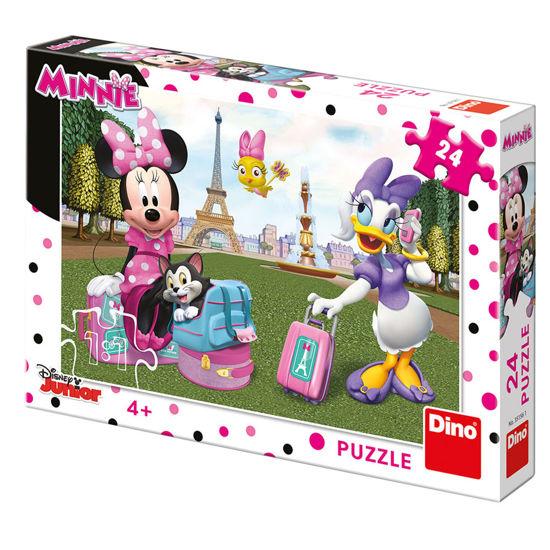 Obrázek z Puzzle Minnie v  Paříži 24D