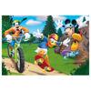 Obrázek z Puzzle Mickey sportuje 2x77 dílků