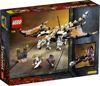 Obrázek z LEGO Ninjago 71718 Wu a jeho bojový drak