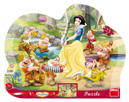 Obrázek Puzzle Disney Sněhurka 25 dílků