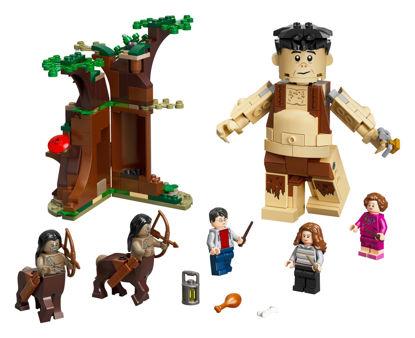 Obrázek LEGO Harry Potter 75967 Zapovězený les: Setkání Drápa a profesorky Umbridgeové