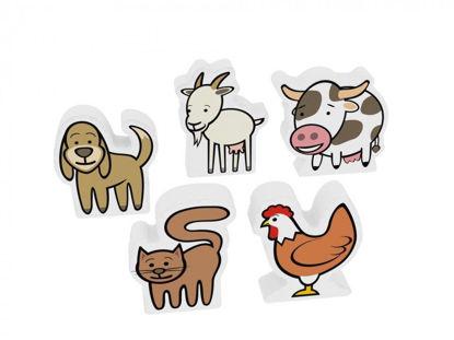 Obrázek ZVÍŘATKA DOMÁCÍ 2 - kráva