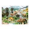 Obrázek z Puzzle Život dinosaurů 100DXL