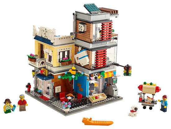 Obrázek z LEGO Creator 31097 Zverimex s kavárnou