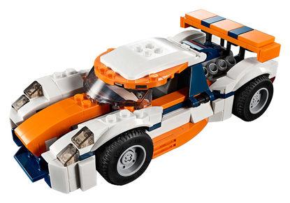 Obrázek LEGO Creator 31089 Závodní model Sunset