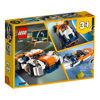 Obrázek z LEGO Creator 31089 Závodní model Sunset