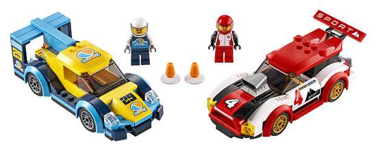 Obrázek z LEGO City 60256 Závodní auta