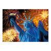 Obrázek z ZÁŘÍCÍ SOCHA SVOBODY 1000 neon Puzzle