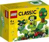 Obrázek z LEGO Classic 11007 Zelené kreativní kostičky