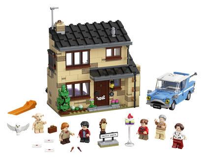 Obrázek LEGO Harry Potter 75968 Zobí ulice 4