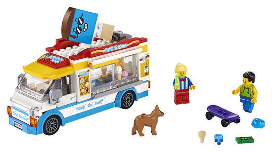 Obrázek z LEGO City 60253 Zmrzlinářské auto