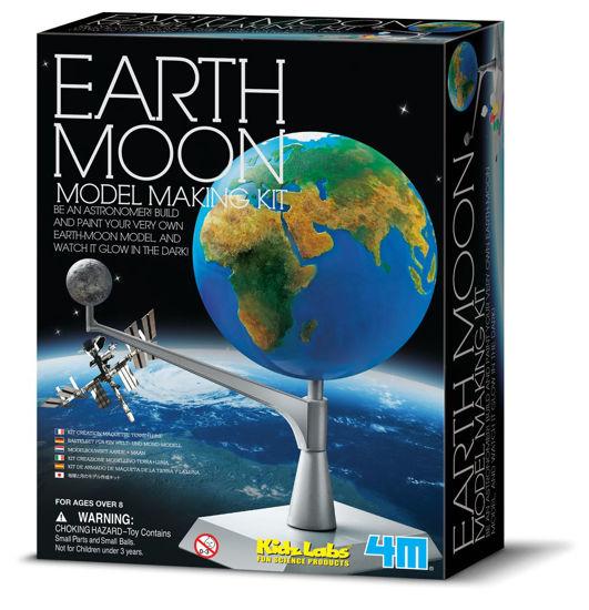 Obrázek z KidzLabs - Země a měsíc model