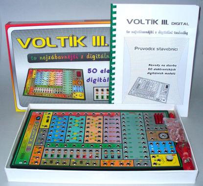 Obrázek Výuková hračka Voltík III