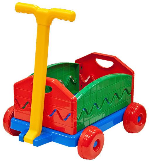 Obrázek z Vozík dětský