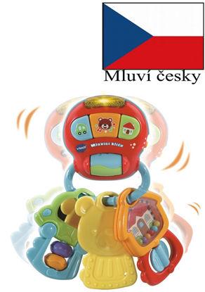 Obrázek Vtech Mluvící klíče (CZ)