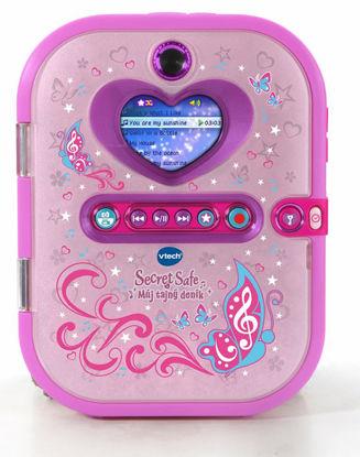 Obrázek Vtech Kidi Secret Safe - Můj tajný deník