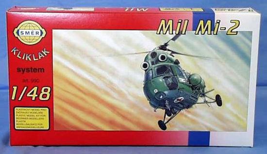 Obrázek z Vrtulník Mi 2  1:48