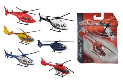 Obrázek Vrtulník kovový 13 cm
