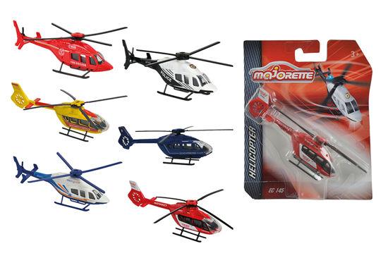 Obrázek z Vrtulník kovový 13 cm