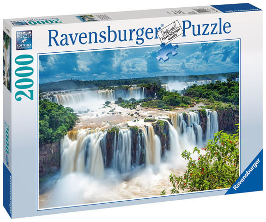 Obrázek z Puzzle Vodopád 2000 dílků